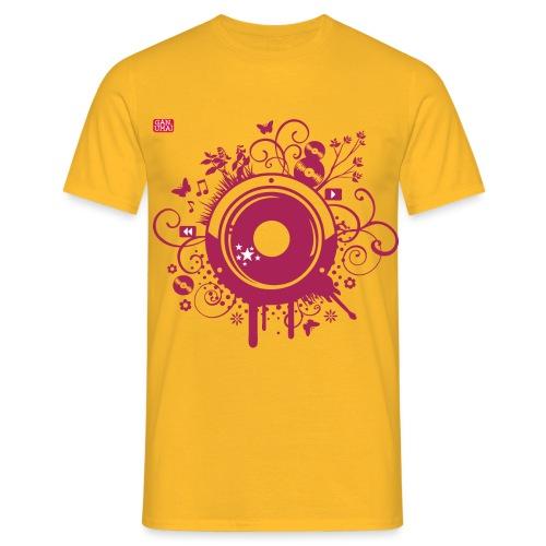 Enceinte et Ornements - M - T-shirt Homme
