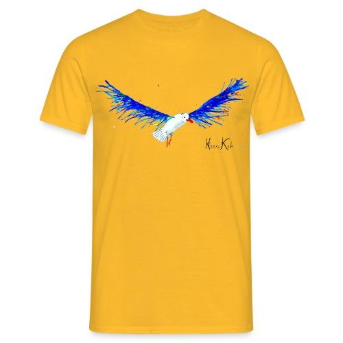 Möwe fertig klein gif - Männer T-Shirt