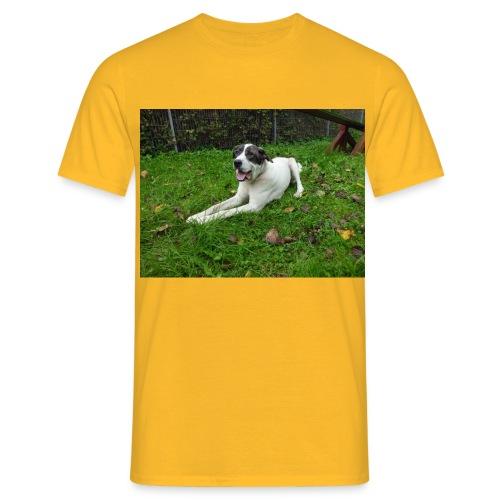 Bonny JPG - Männer T-Shirt