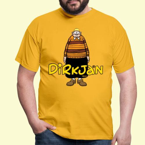 DIRKJAN Staand - Mannen T-shirt