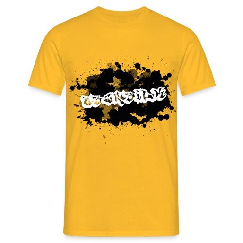 oberbilkpaint - Männer T-Shirt
