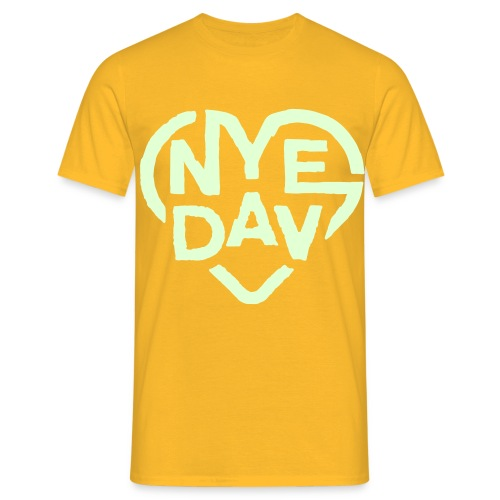 Nyedav Logo - Men's T-Shirt