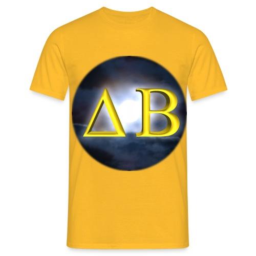 Darkbinder_rund - Männer T-Shirt