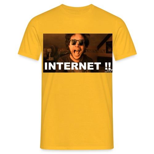 antoine daniel internet - T-shirt Homme