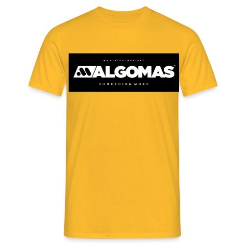 algo logo - Men's T-Shirt