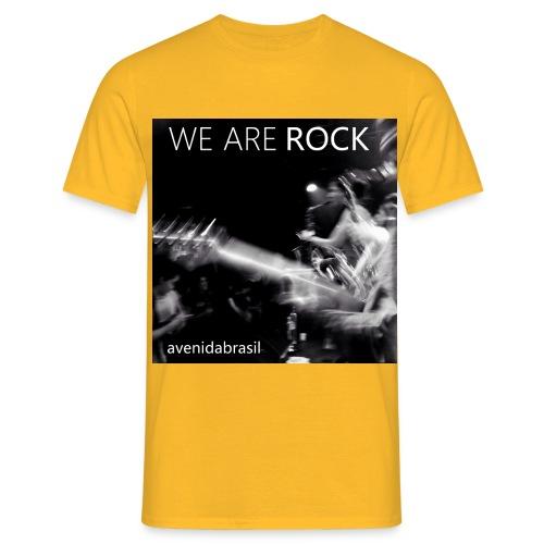 rock avenida jpg - Maglietta da uomo