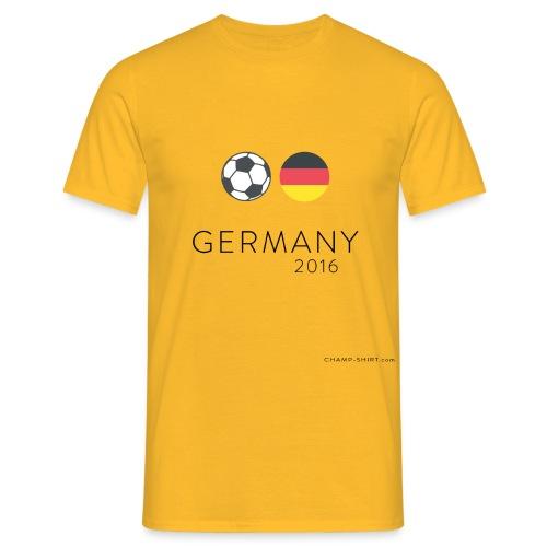 Germany Fußball SL1 - Männer T-Shirt