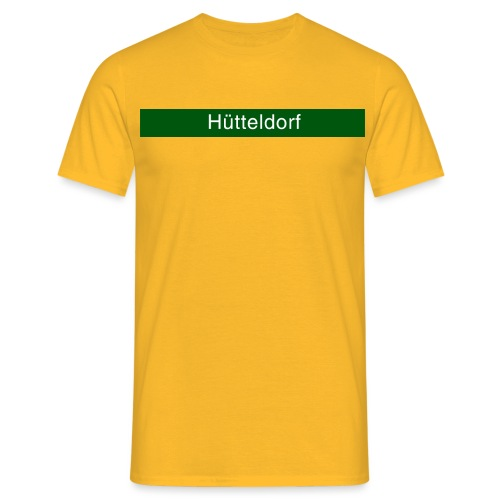 Hütteldorf - Männer T-Shirt