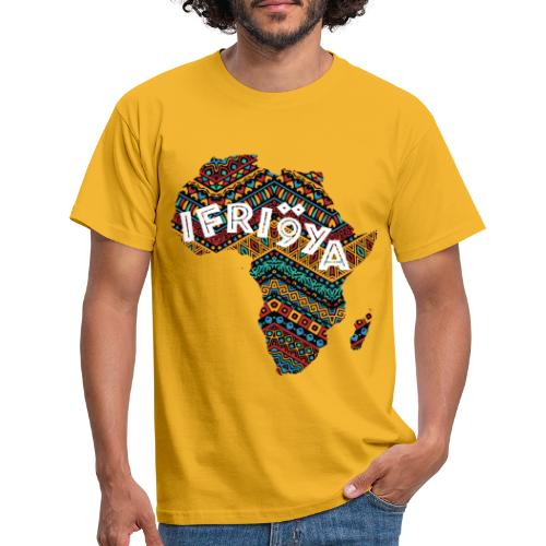 Africa - Ifriqya - T-shirt Homme