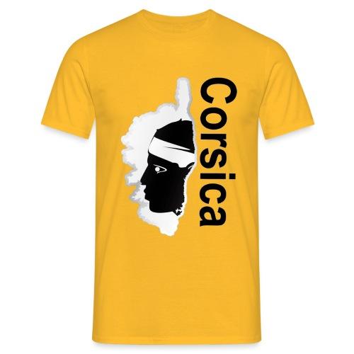 CORSICA - T-shirt Homme