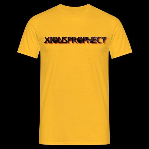 XPShirtLogo2Red - Men's T-Shirt