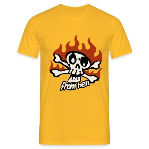 From Hell - Männer T-Shirt