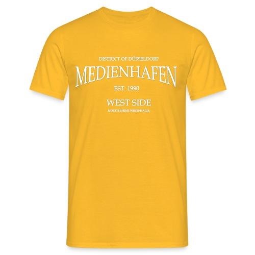 medienhafen westside - Männer T-Shirt