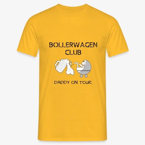 Vatertag - Bollerwagentour Team / Club / Freunde - Männer T-Shirt