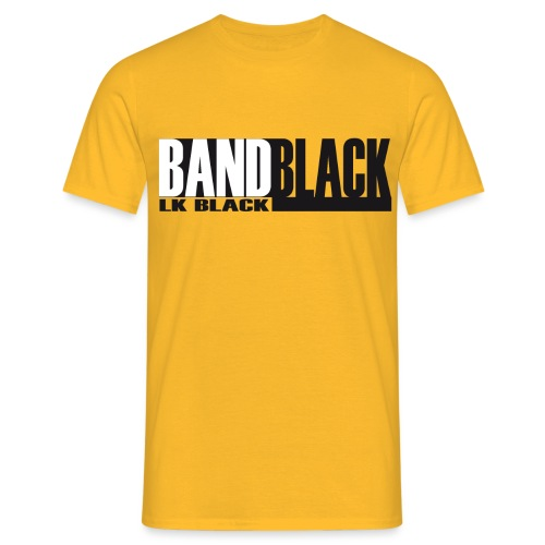 band black - T-shirt Homme