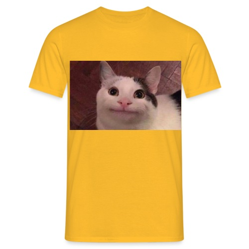 Polite cat - Men's T-Shirt