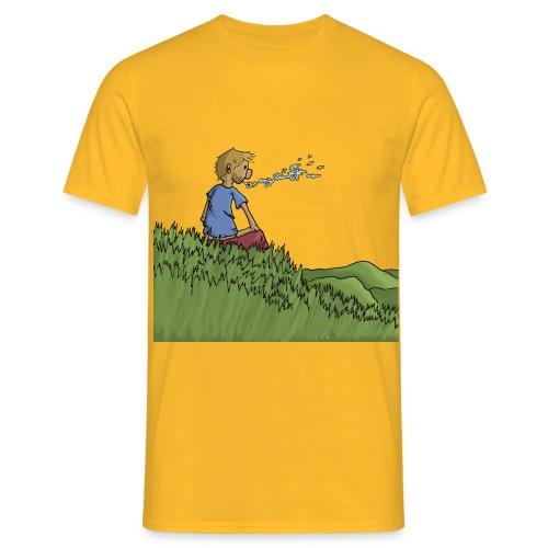 clope clope - T-shirt Homme