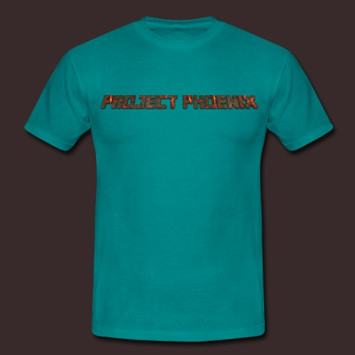 PROJECT-PHOENIX NEW TEXT - Men's T-Shirt