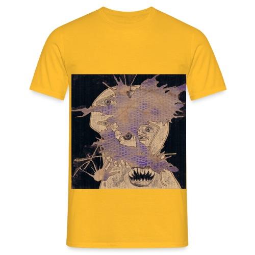 Künstler png - Männer T-Shirt