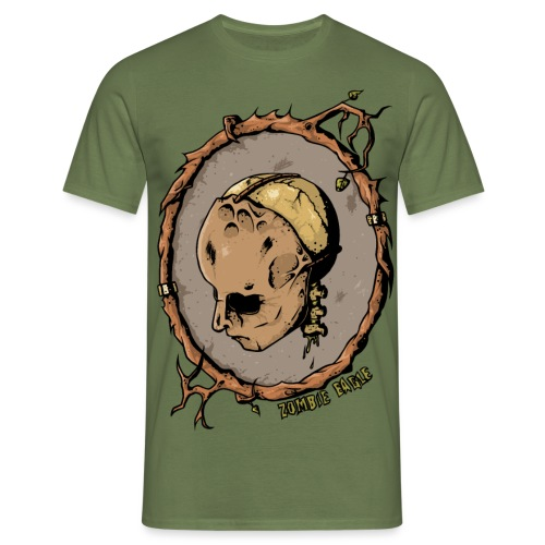 DeadFace - Männer T-Shirt