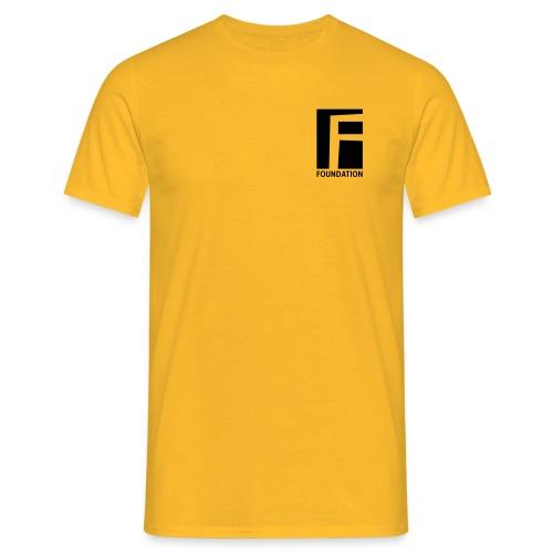 F Foundation - Männer T-Shirt