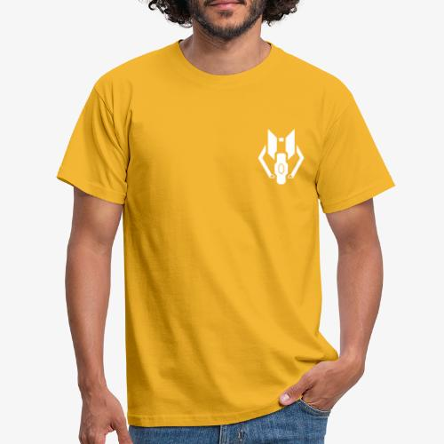 Logo YaRx plein Blanc 2k18 - T-shirt Homme