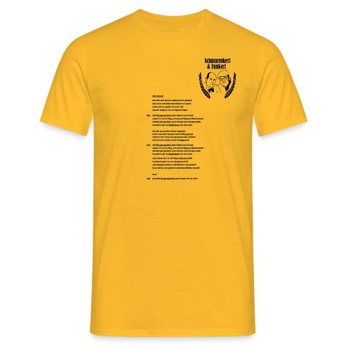 S F 1 png - Männer T-Shirt
