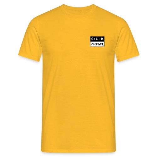Sub Prime - Men's T-Shirt