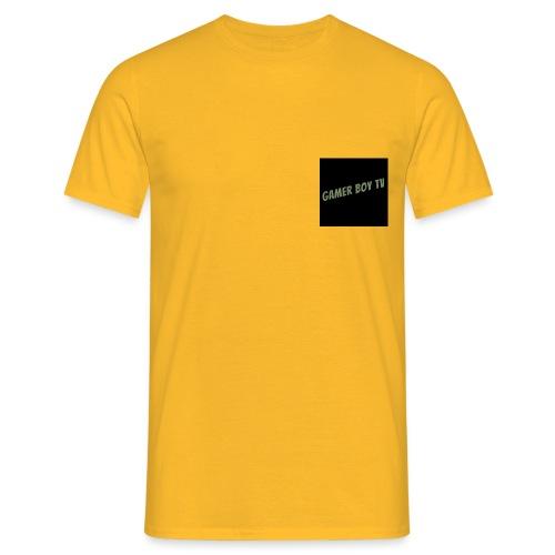 Gamer Boy Tv - Men's T-Shirt