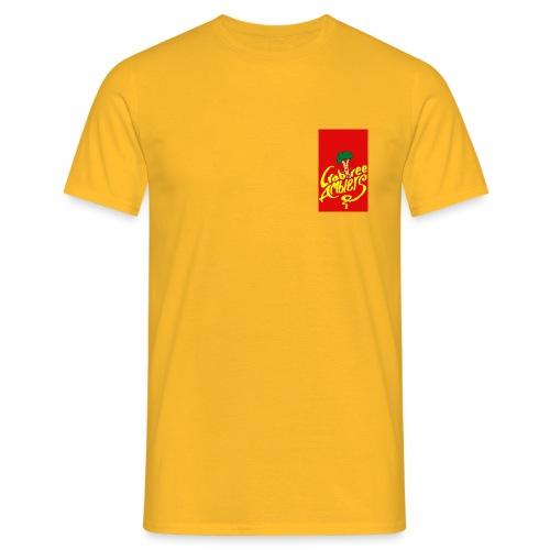 Amblers Red png - Men's T-Shirt