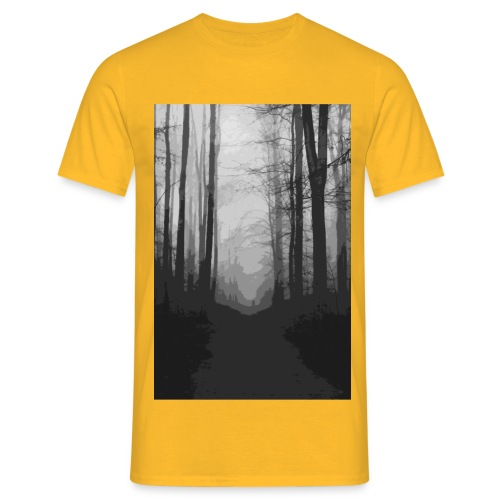sw jpg - Männer T-Shirt