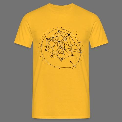 SEO Strategy No.1 (black) - Men's T-Shirt