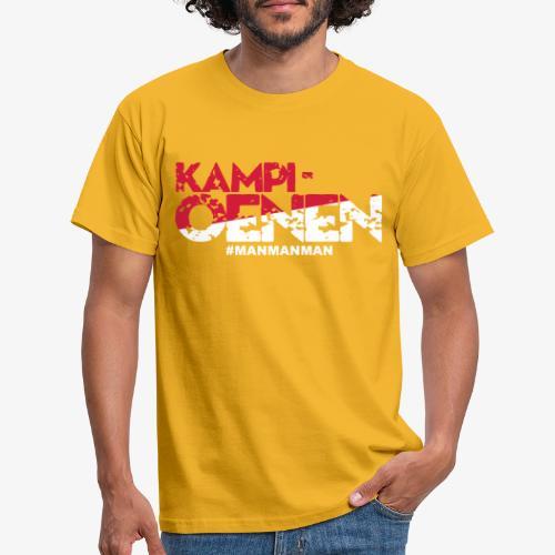 kampioenen - Mannen T-shirt