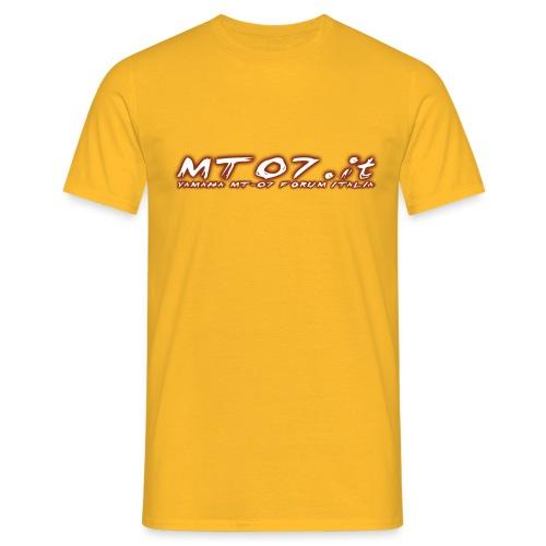 mt07f png - Maglietta da uomo