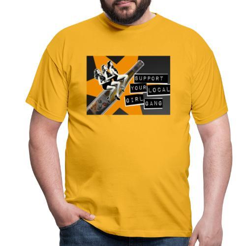 Support the gang - LFM - Männer T-Shirt