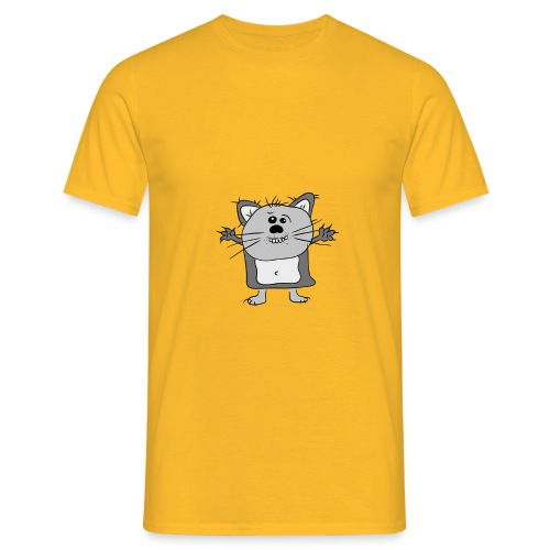 MuziKatz - Männer T-Shirt