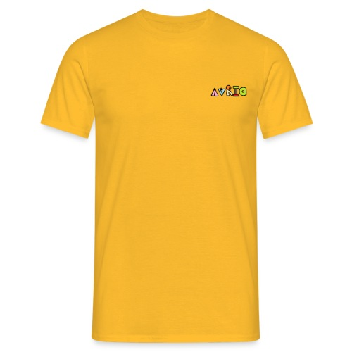avric 2 2 png - Men's T-Shirt