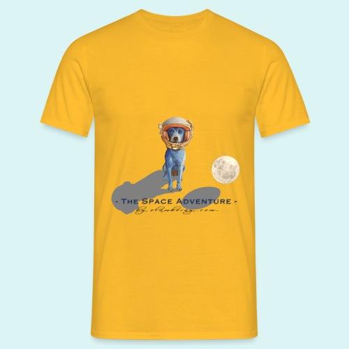 The Space Adventure - Men's T-Shirt