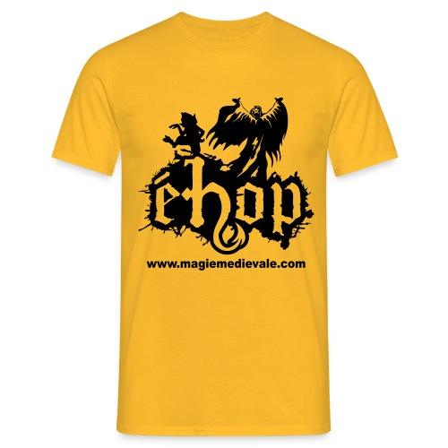 ehop logo tshirt - T-shirt Homme