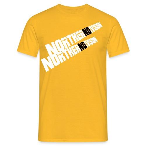 nd badg 2vari perspective - Miesten t-paita