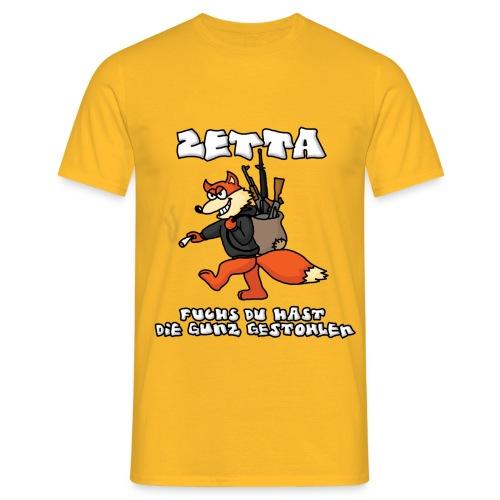zettad - Männer T-Shirt
