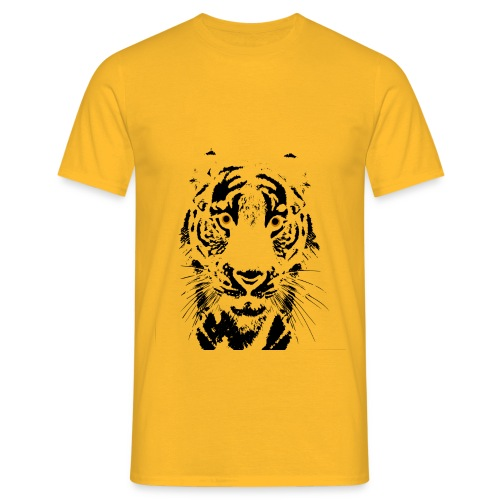 Tigre - Camiseta hombre