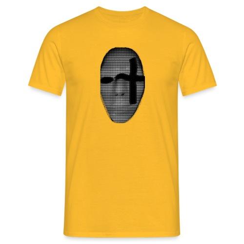 Mywar Mask 3 - Männer T-Shirt