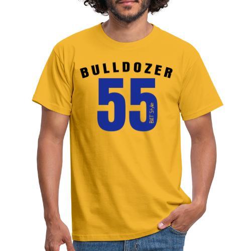 Bulldozer 55 - Maglietta da uomo