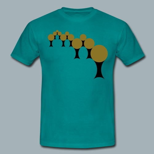 Golden Rule Premium T-shirt - Mannen T-shirt