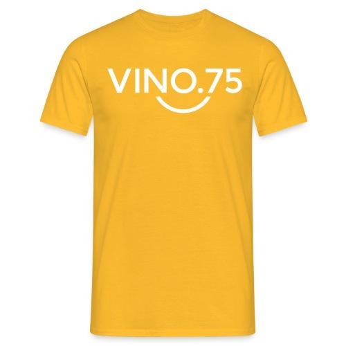 VINO75 - Maglietta da uomo