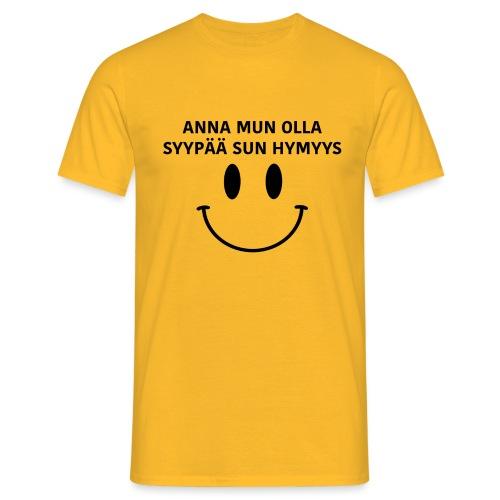 HYMY - Miesten t-paita