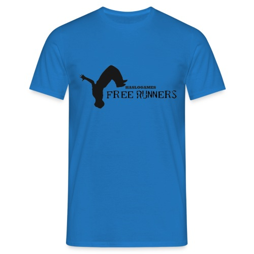FREERUN - Mannen T-shirt