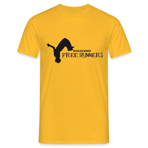 FREERUN - Mannen T-shirt