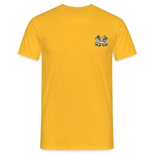 logo gillou prod' - T-shirt Homme